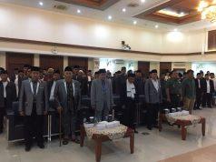 MUI Jakarta Pusat Menggelar Rapat Kerja Tahunan